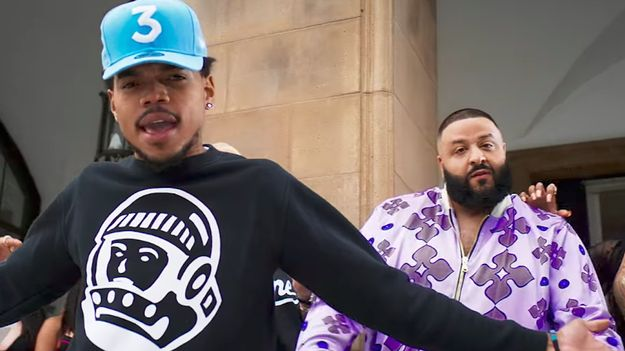 Chance And DJ Khaled's New Song Proves They're The Coolest Dads