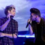 Niall Horan And Liam Payne Are Back To Their Backstage Shenanigans