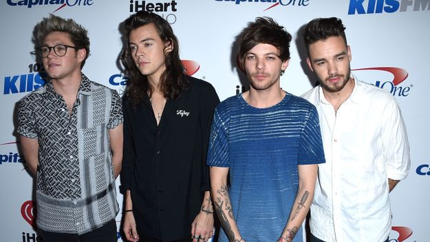 Louis Tomlinson On One Direction's Hiatus: 'It Wasn't Necessarily A Nice Conversation'