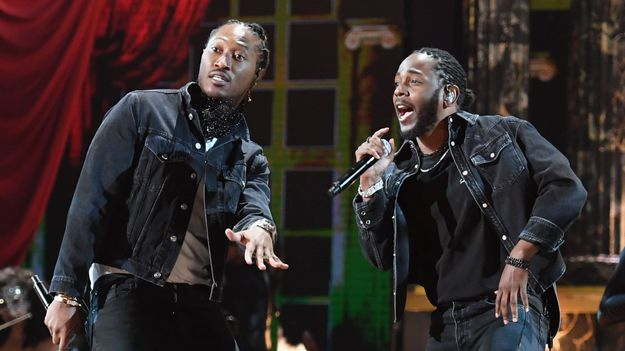 Future And Kendrick Lamar Turned The BET Awards Into A Sex Cult For 'Mask Off'