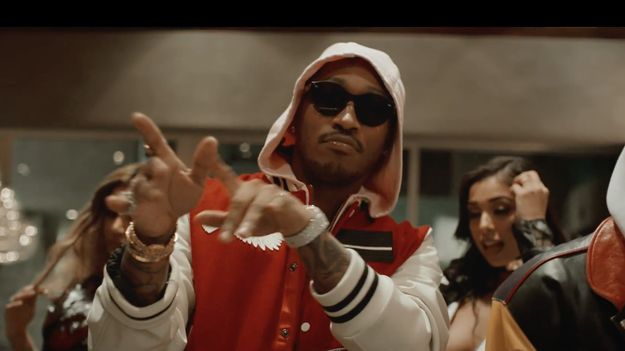 Future And Chris Brown Accidentally Invite All Their Side Pieces Over On 'Pie'
