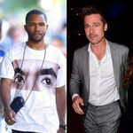Brad Pitt Made A Dreamy Cameo During Frank Ocean's FYF Performance