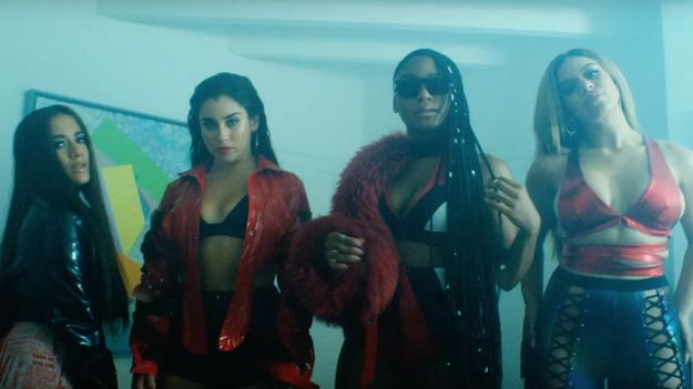 Fifth Harmony Forgot Their Halos In New 'Angel' Music Video