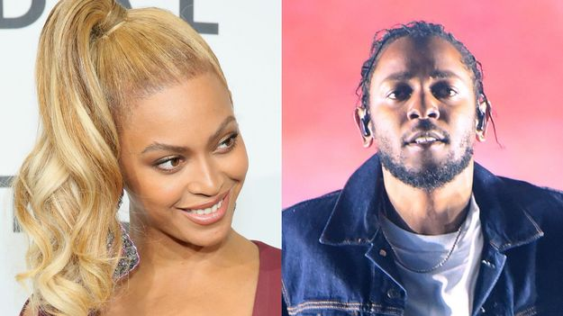 Beyoncé Shows Her 'LOVE.' For Kendrick Lamar With A Post-Gig Slideshow