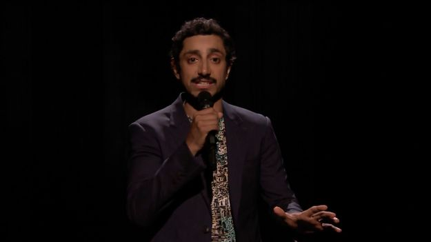 Riz Ahmed Delivered A Passionate Call For Unity On The Tonight Show