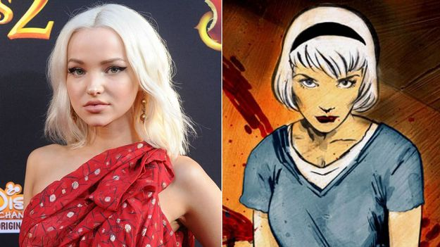 Dove Cameron's 'Edgy' Side Would Be Perfect For The CW's Dark Sabrina The Teenage Witch Series