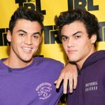 The Dolan Twins Put Their Pride On The Line On 'TRL'