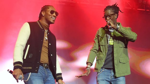 Future And Young Thug Just Dropped A Super Slimey Surprise Celebrity News
