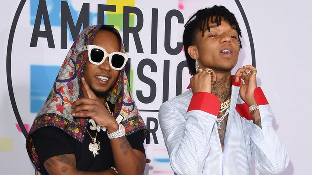 one of the years big songs was french montanas unforgettable although calling it anything other than a standout hit for swae lee who delivers the - Saddest Christmas Songs