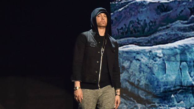 Eminem's Revival Continues With Yet Another Major Festival Headlining Spot