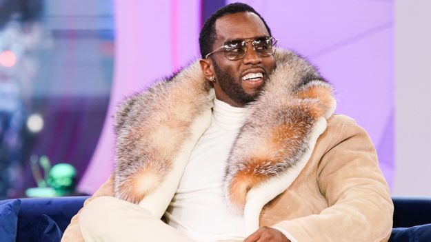 Diddy Casually Returns To TRL For The 39th Time