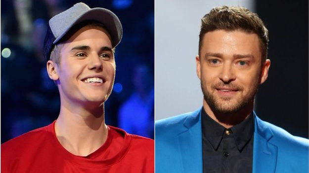 Justin Bieber Unplugs For A Falsetto-Filled Cover Of Justin Timberlake's 'Cry Me A River'