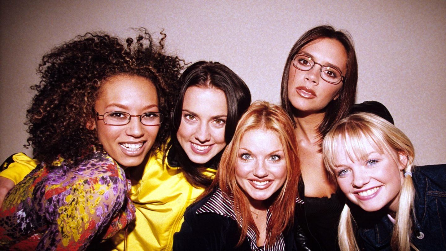 How Did The Spice Girls Get Their Nicknames Mel B Breaks