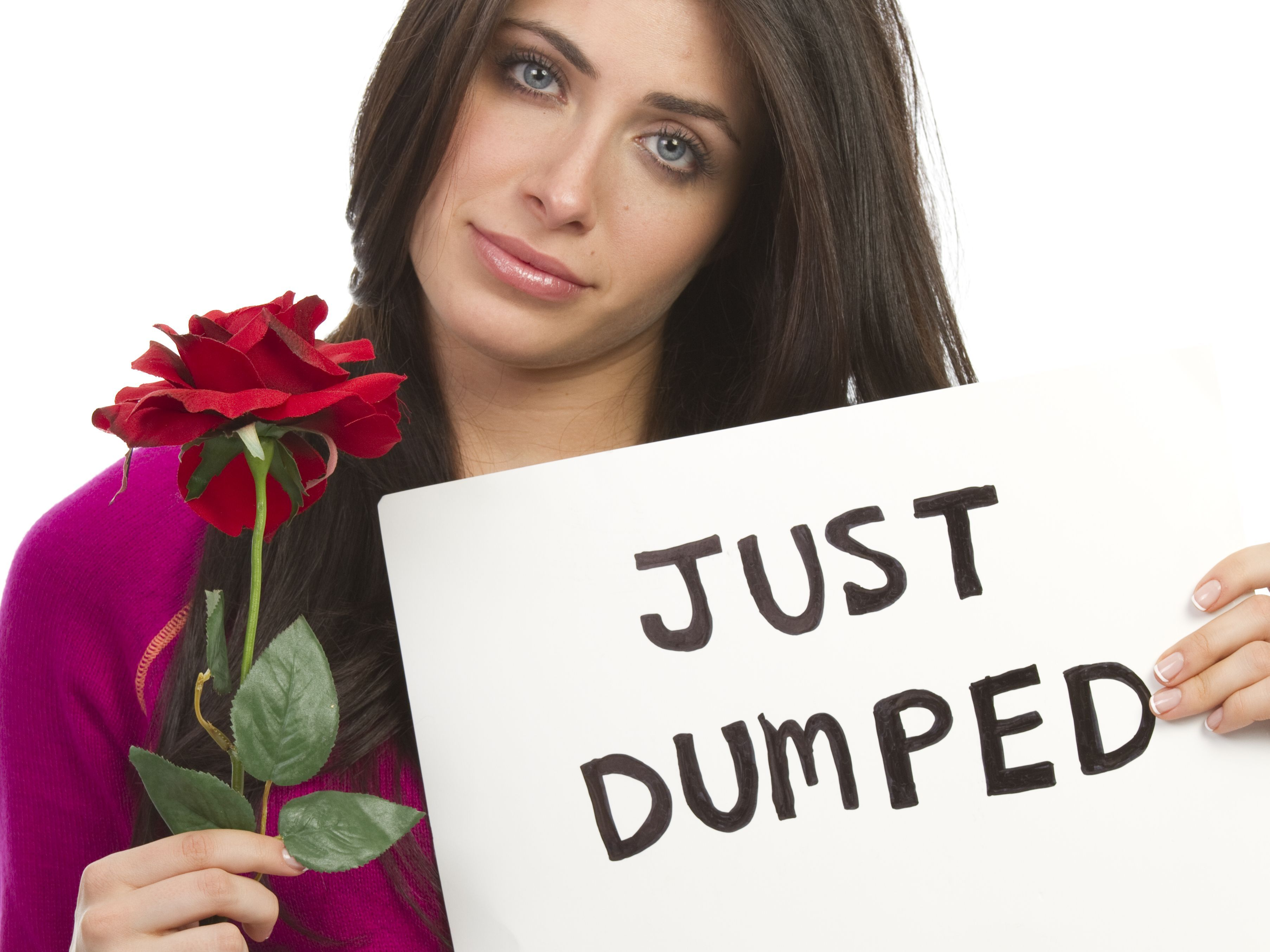 How to dump someone you arent dating