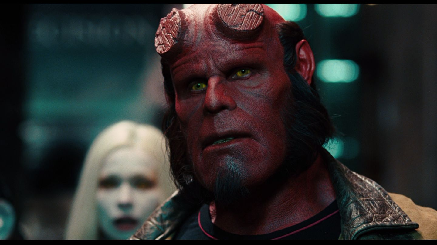 Hellboy - Rotten Tomatoes