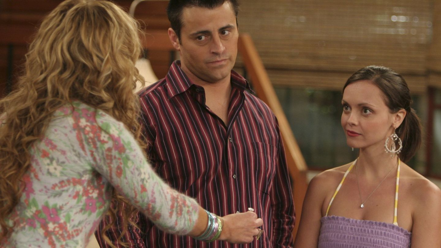 Where Are Joey Tribbiani S Sisters Now Mtv