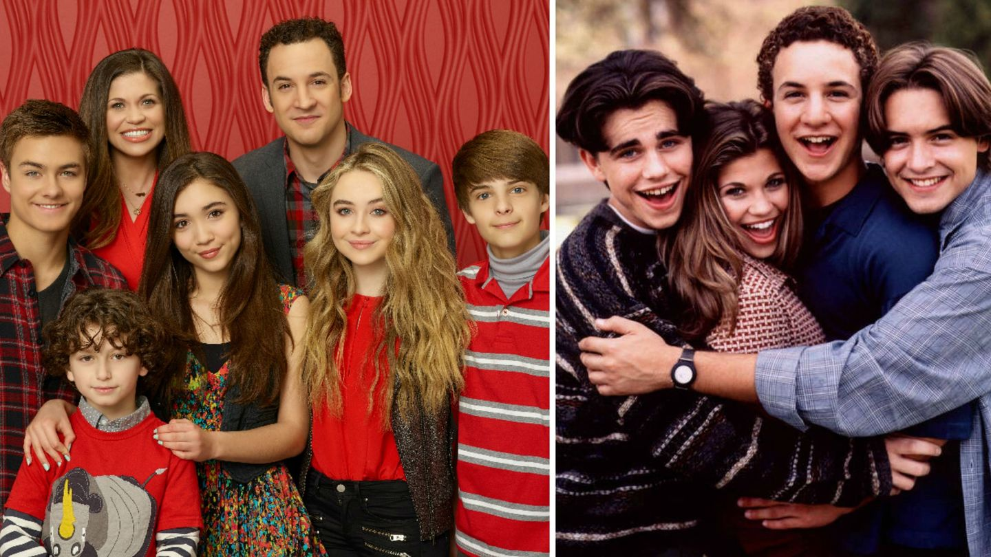boy meets girl disney trailer Boy meets world is one of the best tv shows ever created seven seasons of coming soon - girl meets world - disney channel official info.