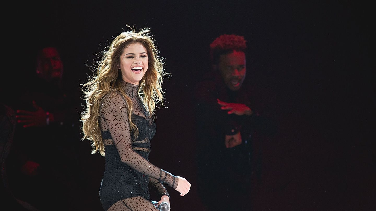 Selena Gomez Got Down With The Internet's Favorite 7-Year-Old Dancer