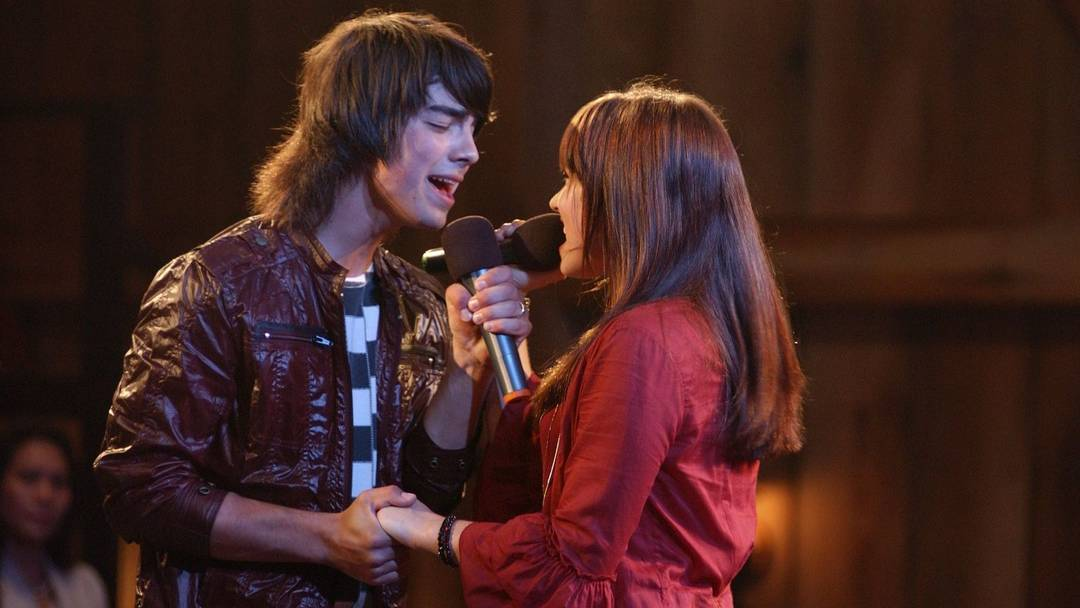 Image result for joe jonas and Disney Channel movie Camp Rock
