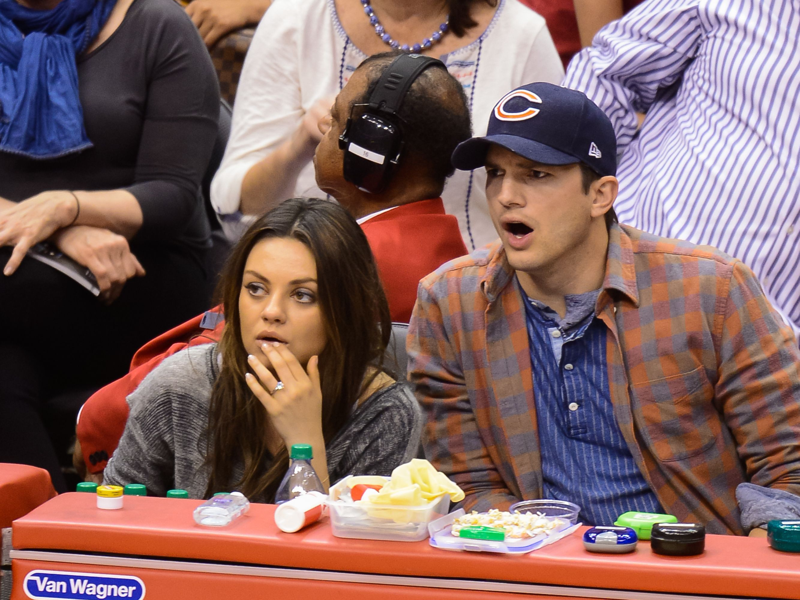 Your College Textbooks Cost More Than Mila Kunis And Ashton Kutcher's  Wedding Rings  Mtv