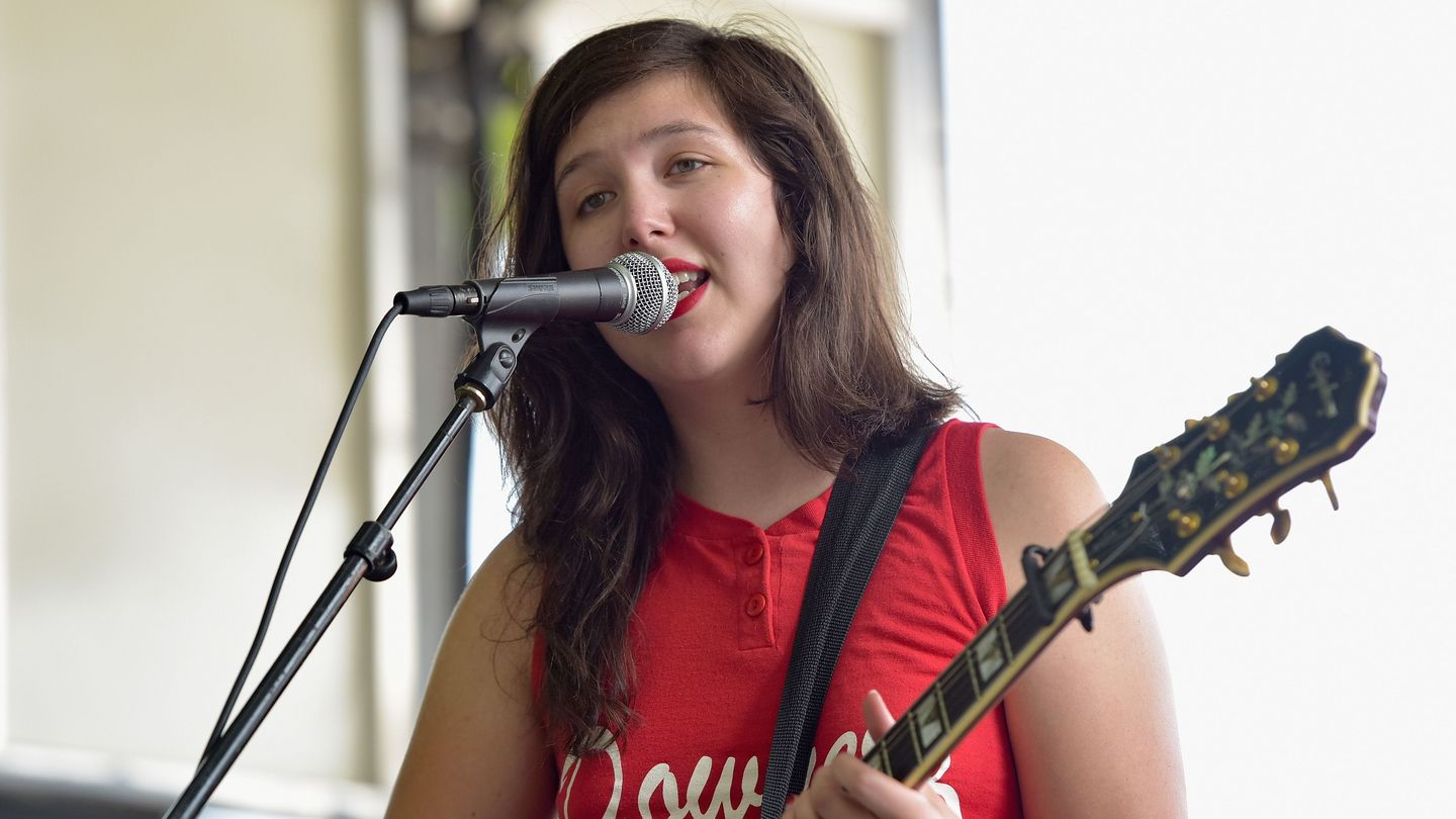 Lucy Dacus Is The Author of Her Own Story
