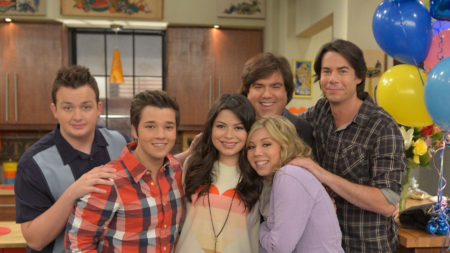 All Your ICarly Faves Reunited Like It Was 2007 Again