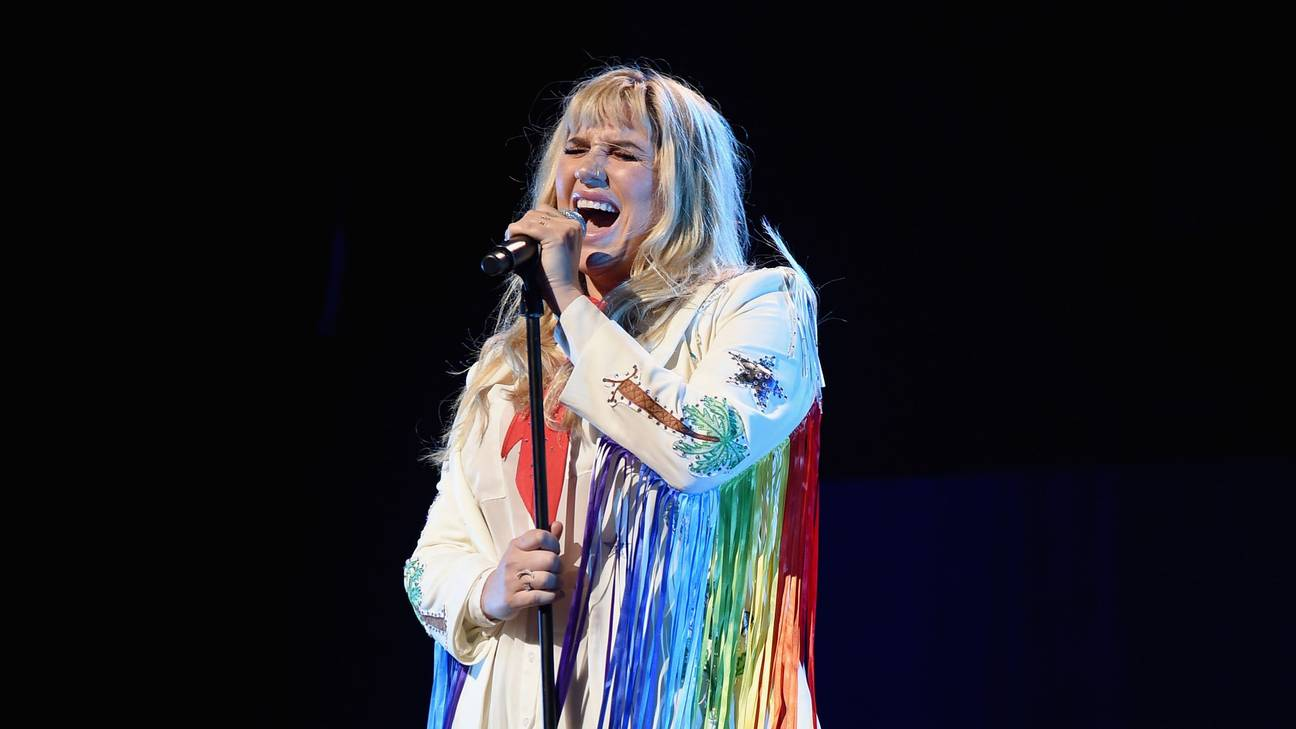 Kesha Shares Lyrics From New Songs You'll Wish You