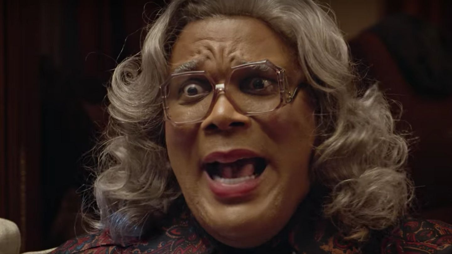 Madea Totally Slayed Inferno And Every Other Movie At The Halloween Box Office