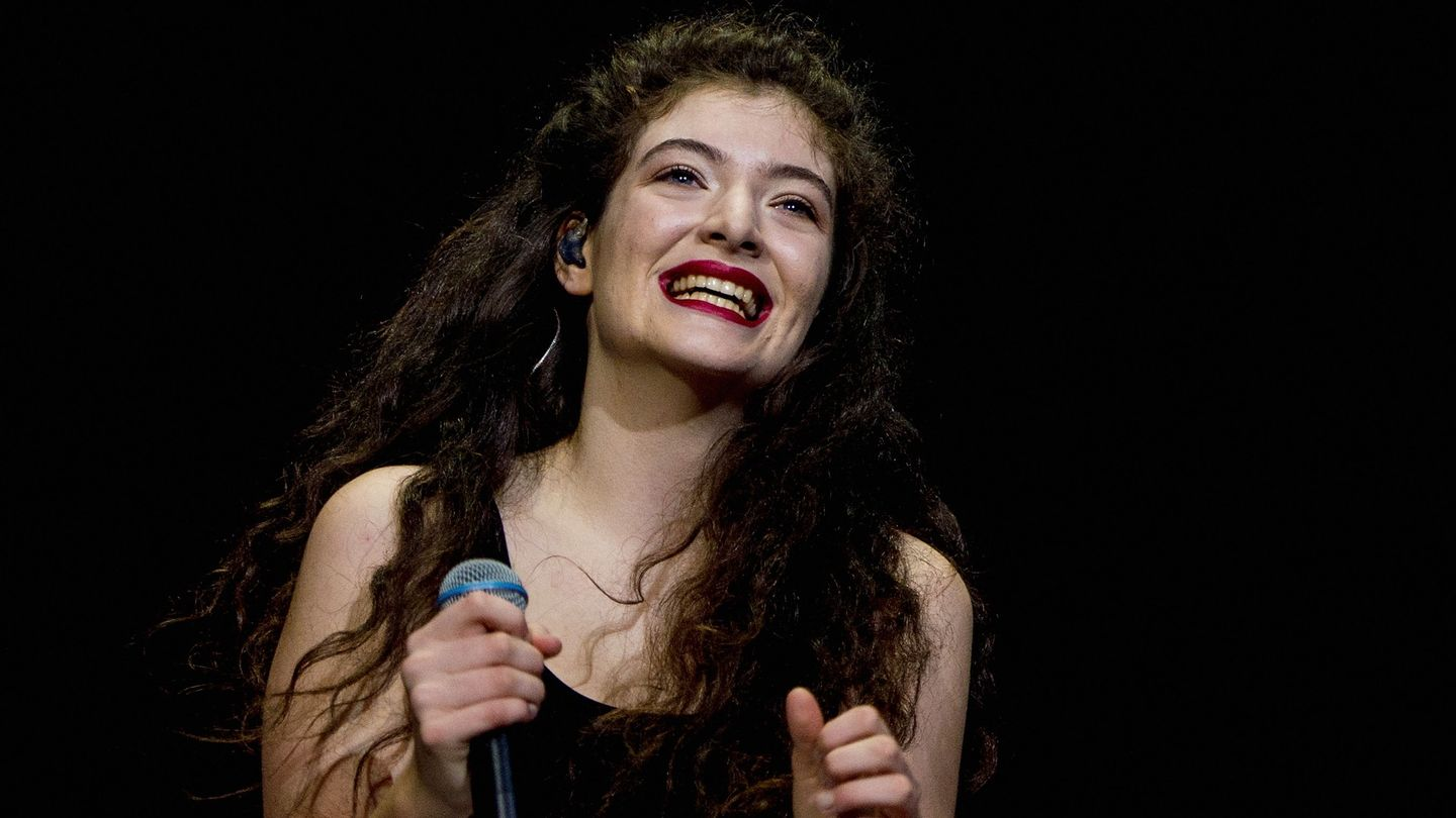 magazine news lorde teases music with cryptic social media messages