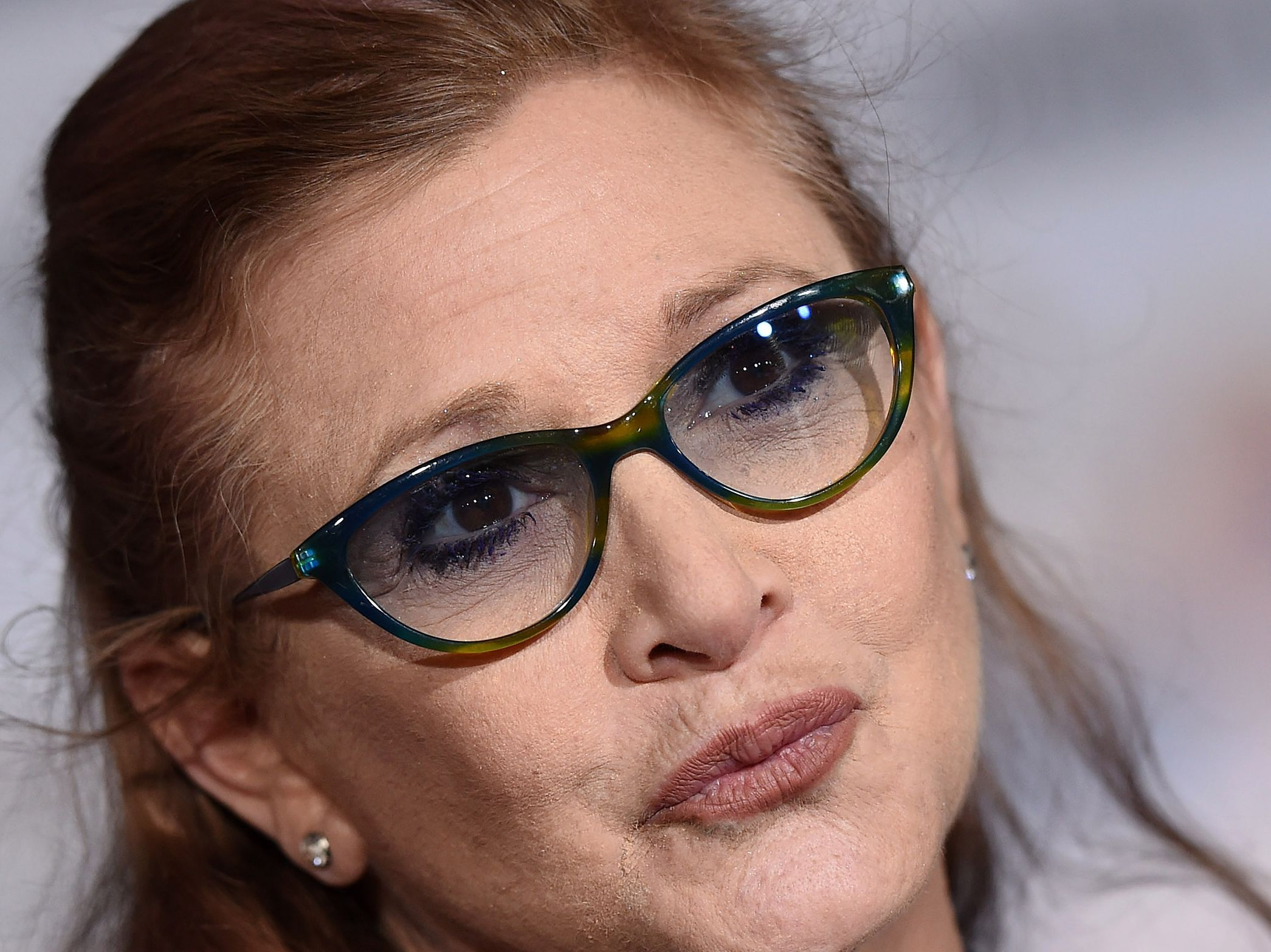 How Carrie Fisher Made Us Love Imperfection Hypervocal