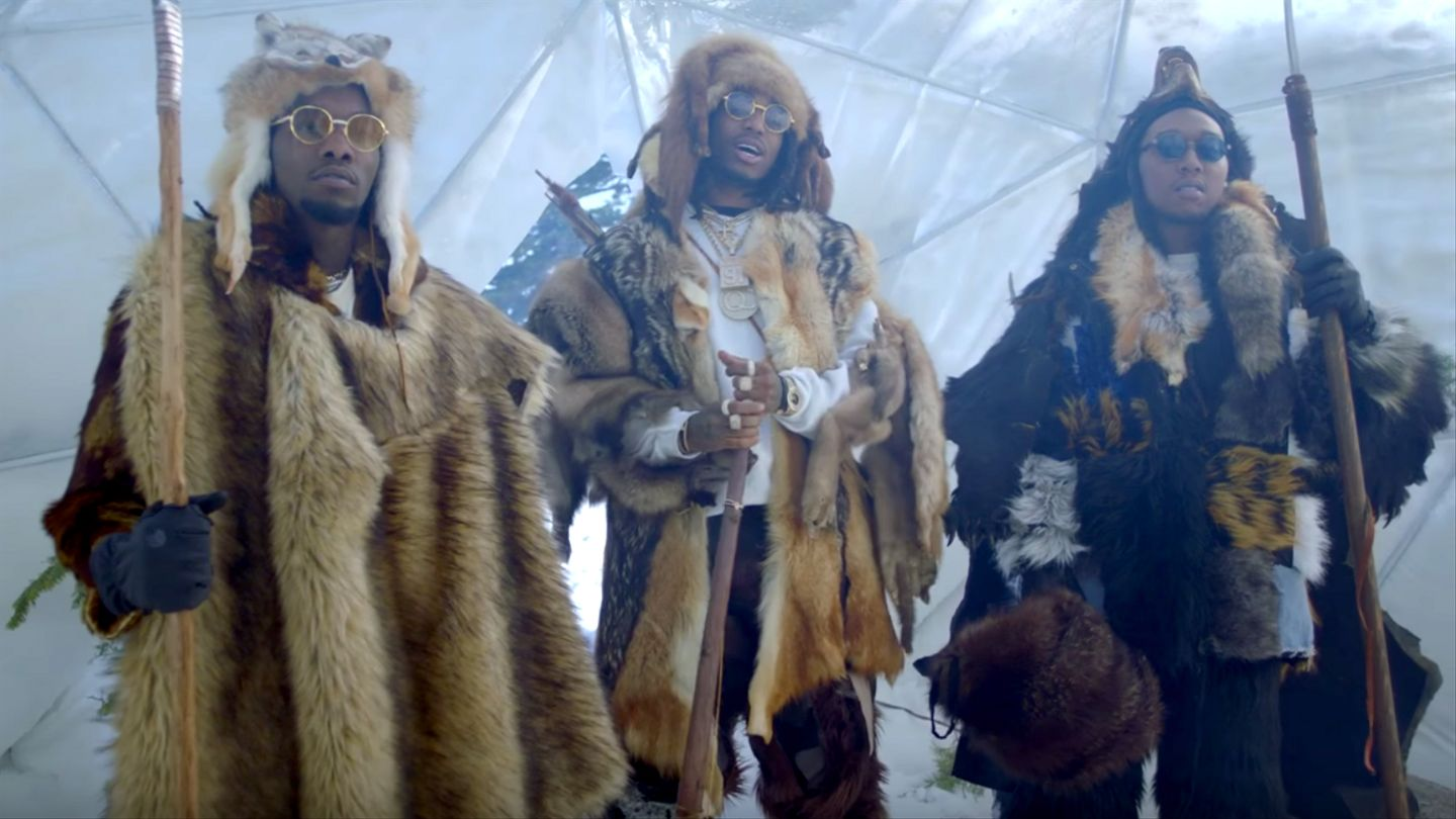 Migos s new video rivals game of thrones in pure epicness for T shirt by migos