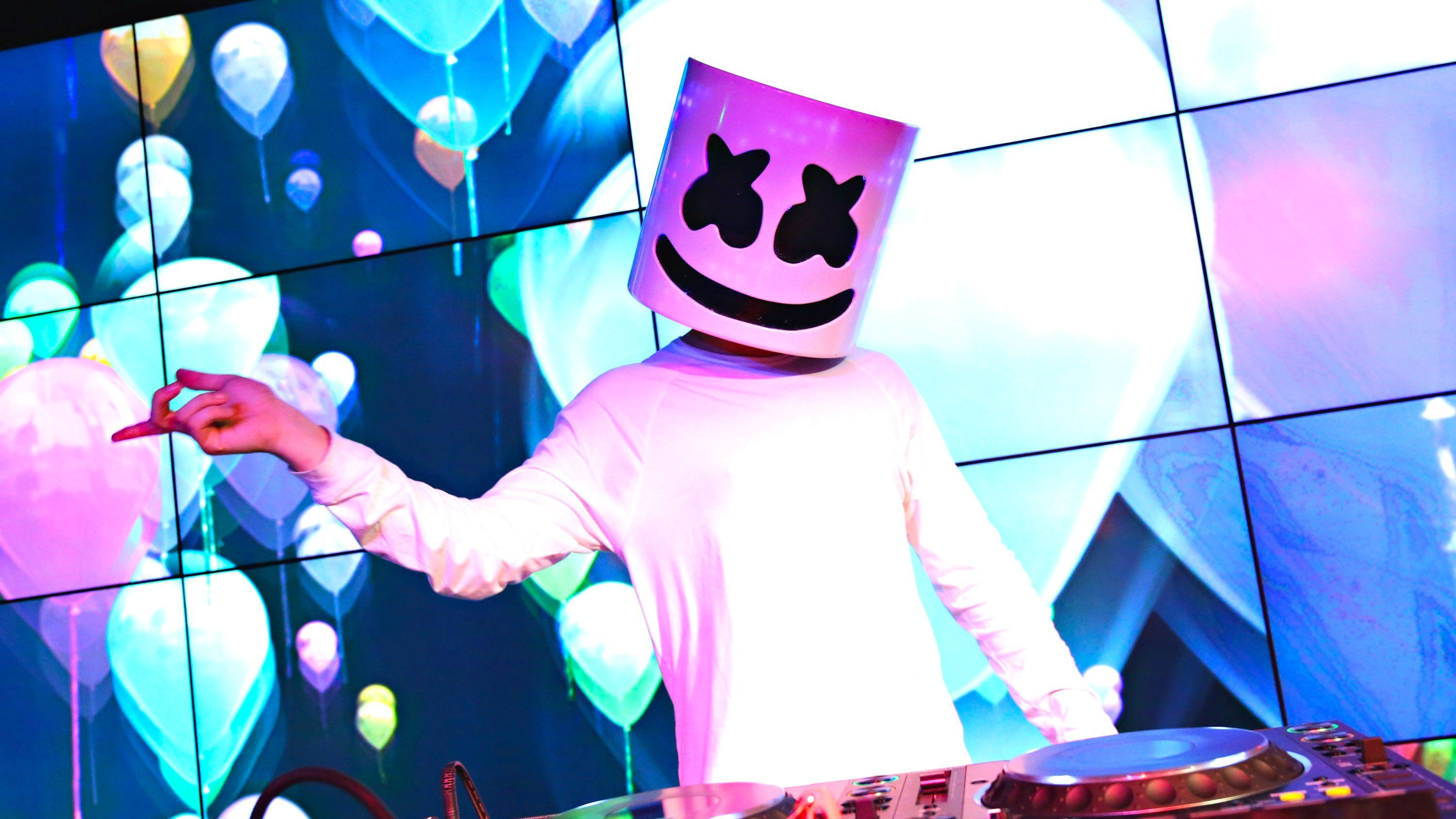 Marshmello Takes The No. 8 Spot on Forbes Highest Paid DJ List