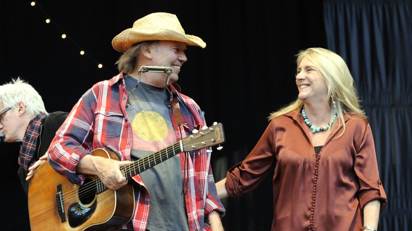 Neil Young Files For Divorce From Pegi Young, His Wife Of ...  Neil Young File...