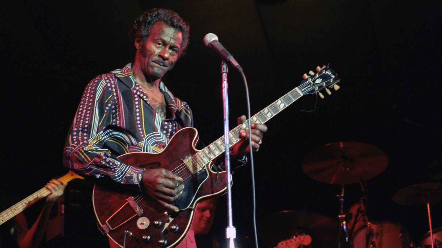 Chuck Berry Never Stopped Running - MTV 2017-03-20 23:29