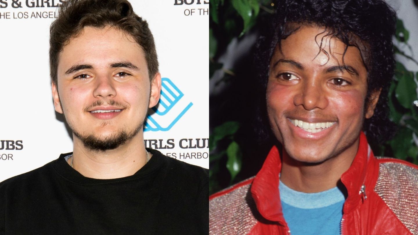 Prince Jackson Just Paid Tribute To Michael With A Tattoo Of The King Of Pop Mtv