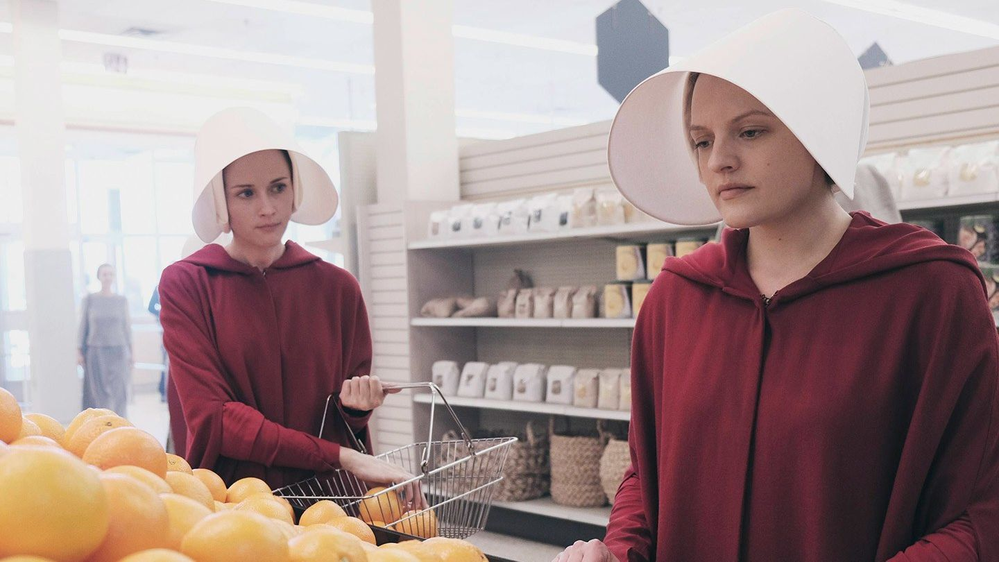 the handmaids tale feminist essay With a new tv series based on the novel - and its bleak vision of women's rights - the handmaid's tale is riding a new wave of popularity.