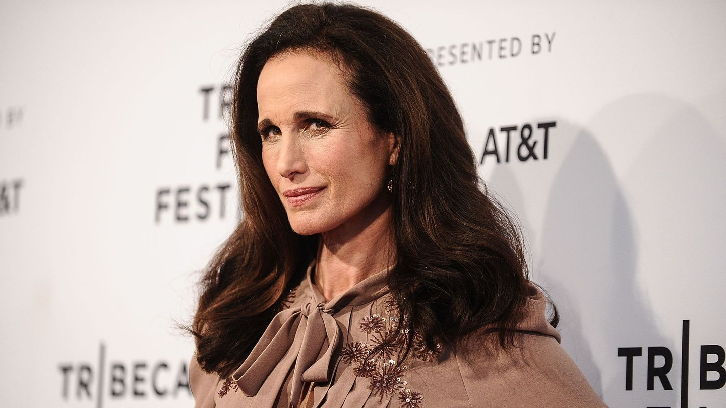 Andie MacDowell On Loneliness, Twitter, And 'Mature Women' In Hollywood