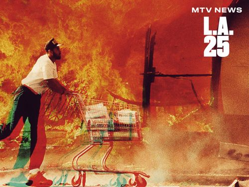 LA 25: The Fire Rises | MTV