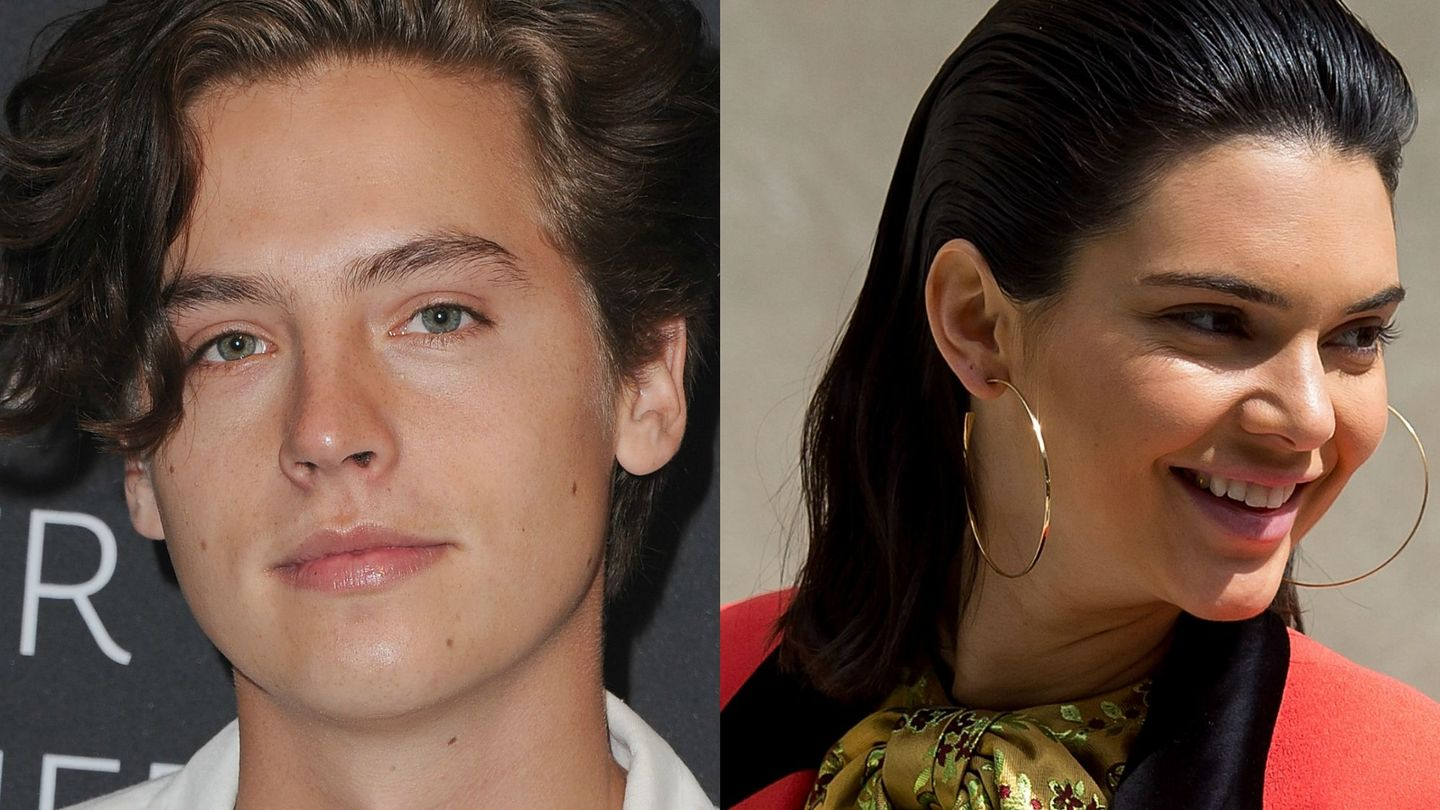 Cole Sprouse Is Ready For Kendall Jenner's Close-Up In This New Photo Spread