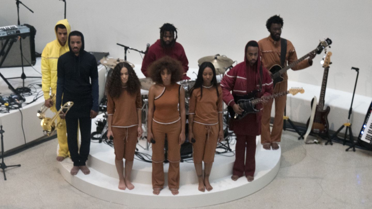 Solange Makes the Guggenheim Museum Her Own