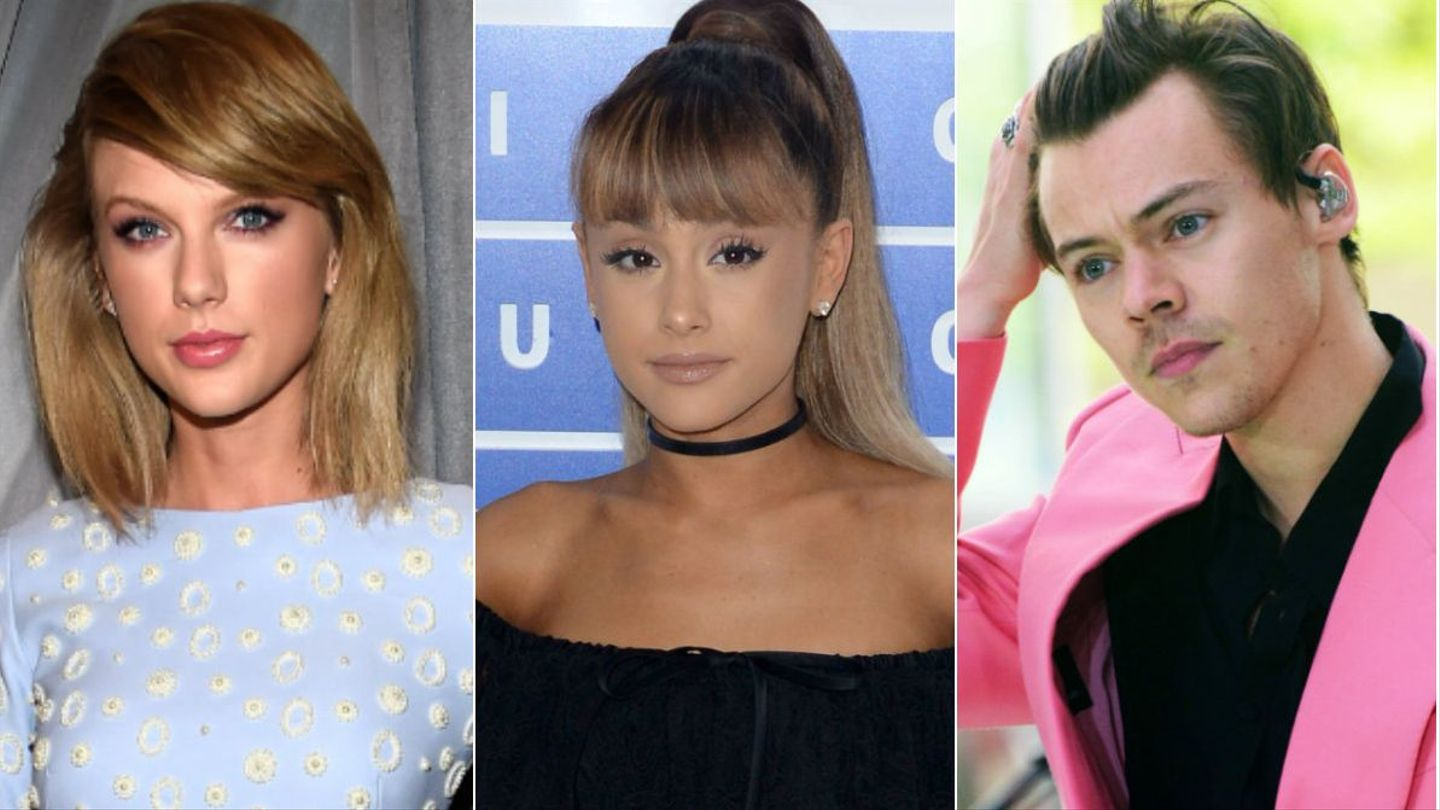 Taylor, Harry, And More React To Attack At Ariana Grande's U.K. Concert