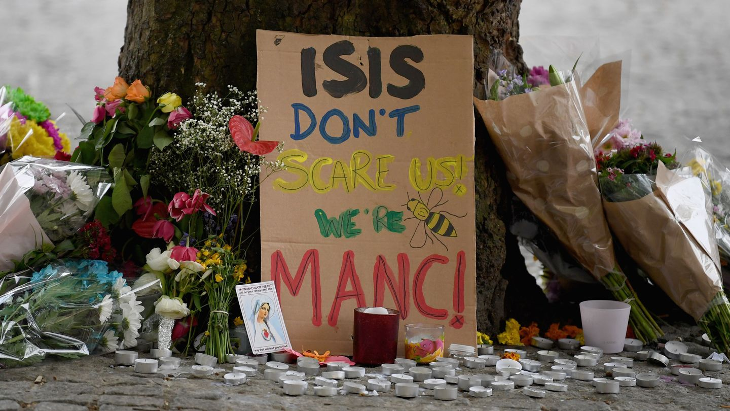 There's More To The Manchester Bombing