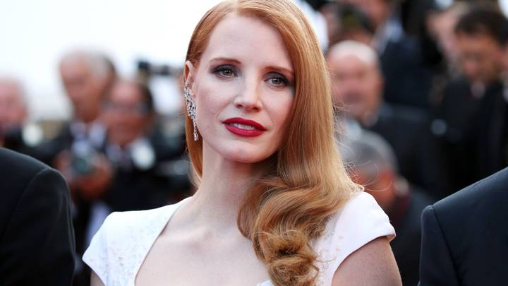 JESSICA CHASTAIN CRITICIZES FILMS AT CANNES FOR 'DISTURBING' PORTRAYAL OF WOMEN