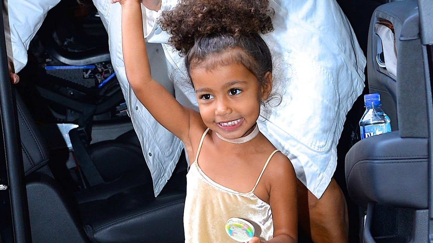 So North West's Choices For Her New Puppy's Name Are Creative