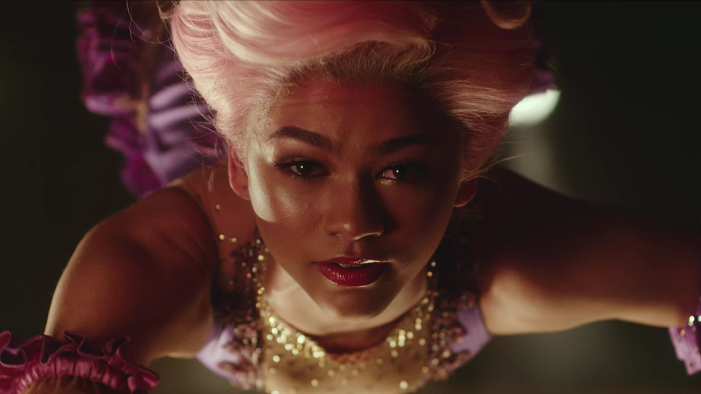 Image result for zendaya the greatest showman movie