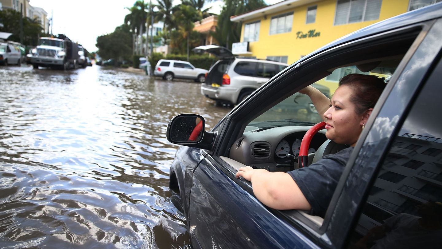 Meet The Teen Trying To Stop Miami From Going Underwater