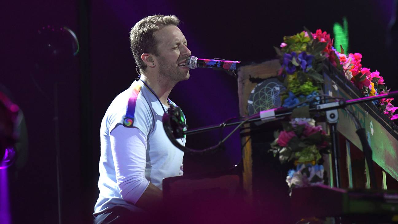 Coldplay's Piano Cover Of 'Crawling' Is A Perfect Chester Bennington Tribute