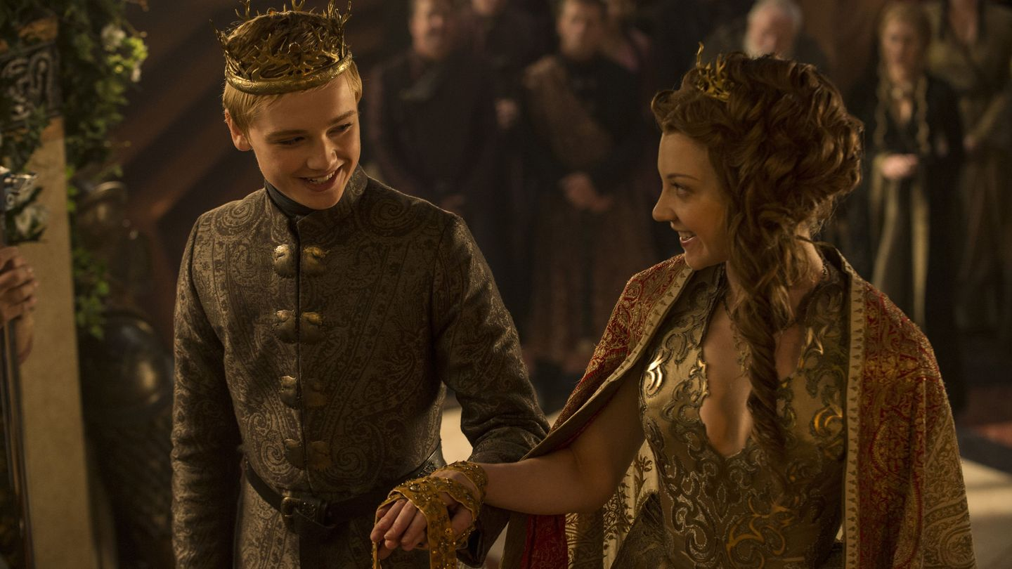 margaery and tommen age difference dating