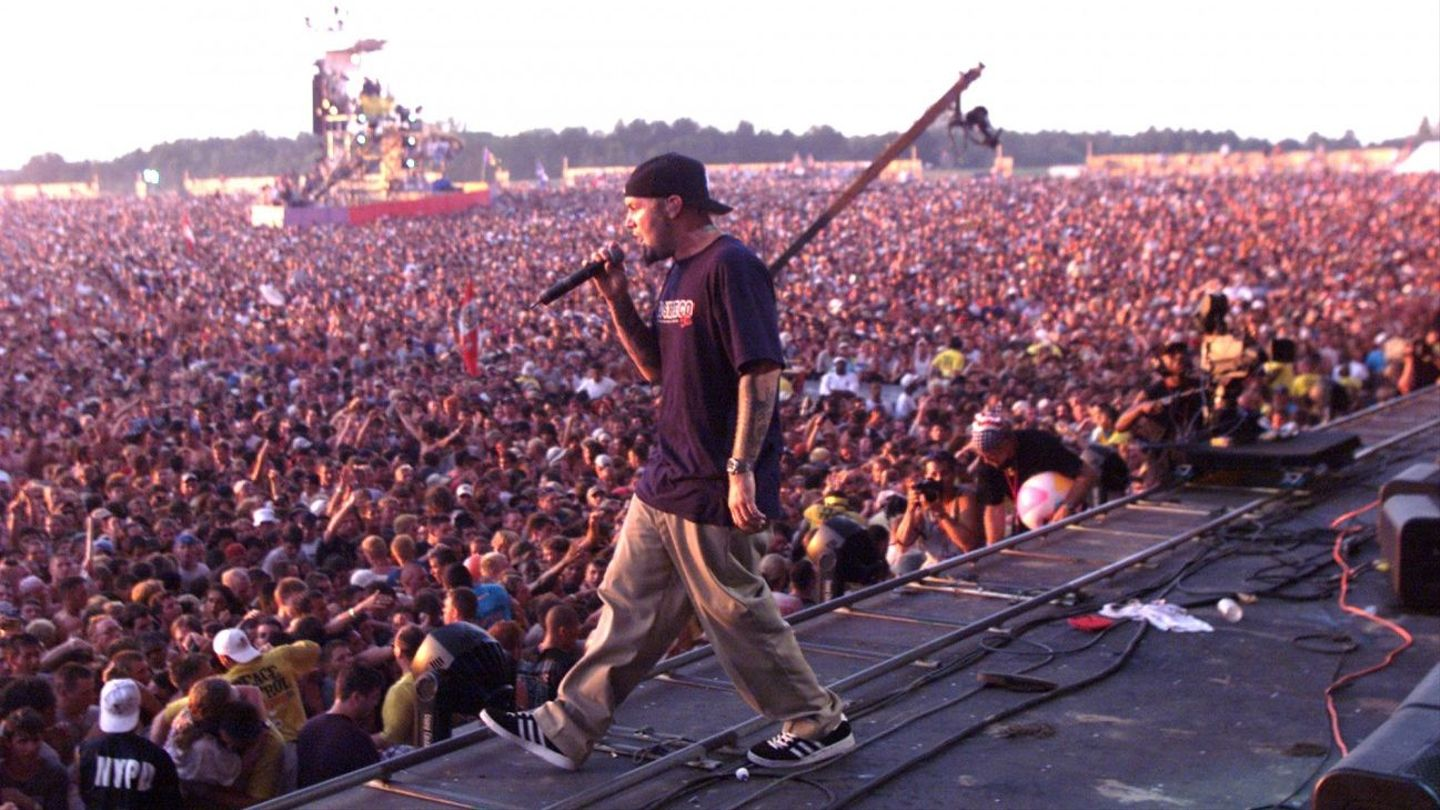 Woodstock 99s frozen galleries 90