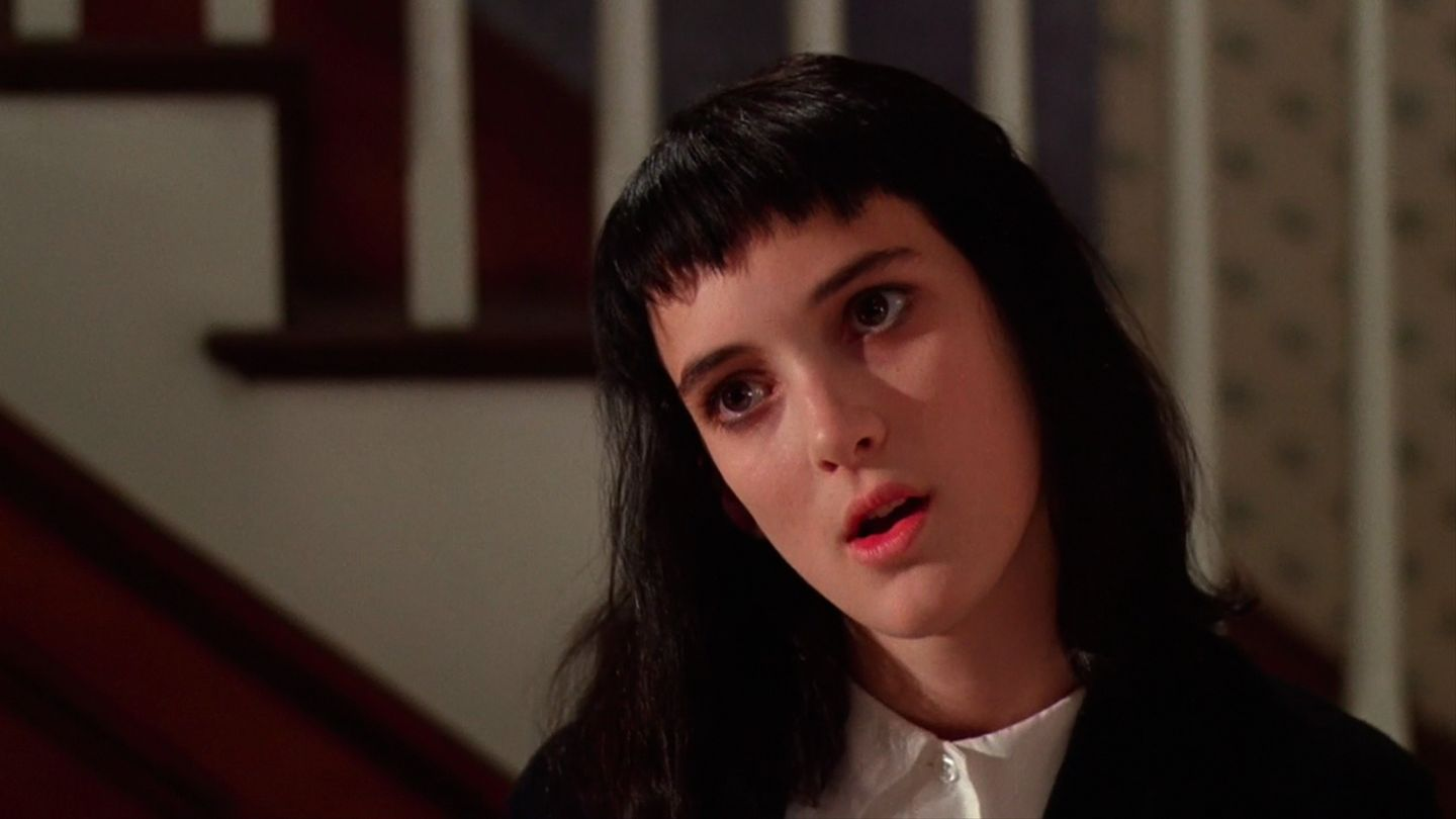 winona ryder is just as curious about that beetlejuice